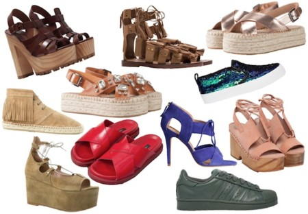 Wishlist Zapatos Lowcost 2015