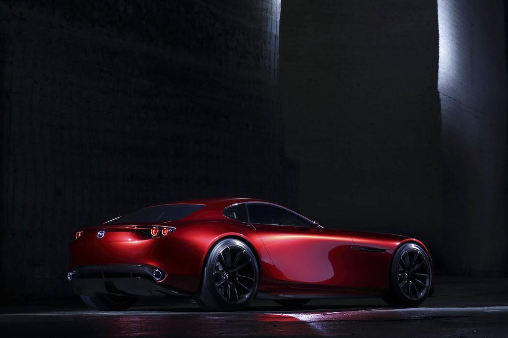 Mazda Rx Vision Concept 1