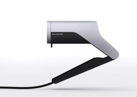 Tandberg PrecisionHD, webcam que transmite a 720p y 30 fps