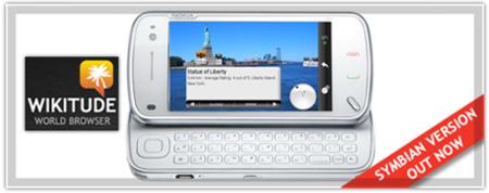 La realidad aumentada llega a Symbian S60 gracias a Wikitude