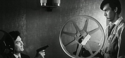 'Branded to Kill', cine negro desmontado