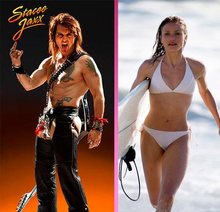 Tom Cruise y Cameron Díaz juntos: sí, debe ser el día de los inocentes
