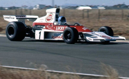 Dave Charlton F1 Sudafricana
