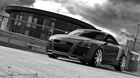 Project Kahn Audi TR8