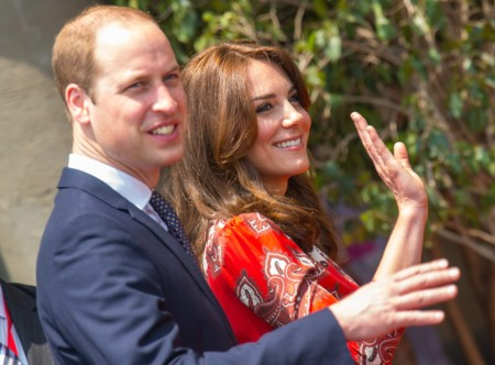 Kate Middleton rinde homenaje a la India con dos acertados looks