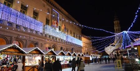 Mercado De Comercio Y Artesania De Navidad Zaragoza 2