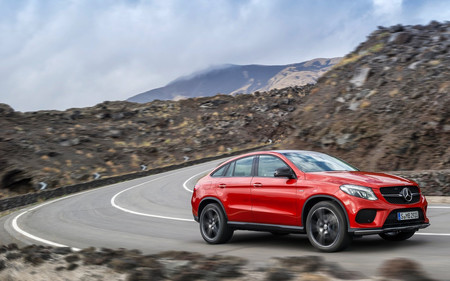 Mercedes Benz Gle Coupe 1