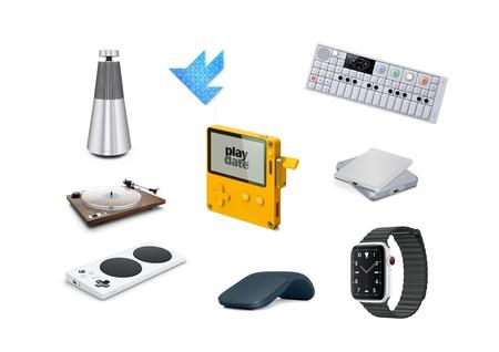 Cuando la utilidad no está reñida con la estética: 23 productos de tecnología con un impresionante diseño (2019)