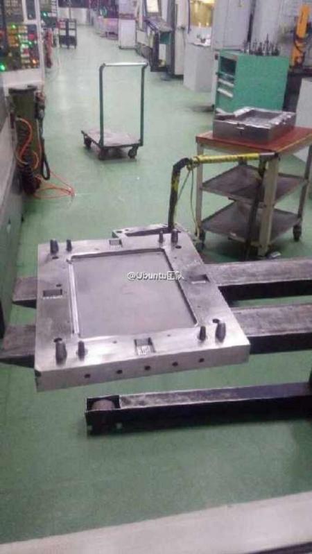 Ipad Pro molde trasera