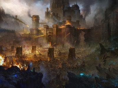 'La Caída de Gondolin', de J.R.R. Tolkien, se publicará en 2018: Christopher Tolkien aún se guardaba un as en la manga