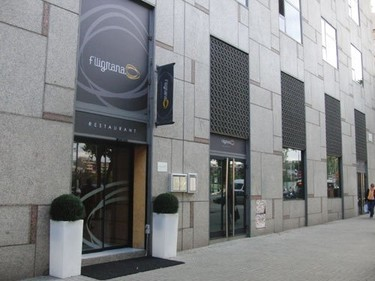 Filigrana. Restaurante en Barcelona