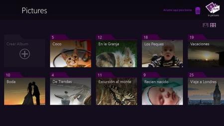 My Life in Pictures para Windows 8