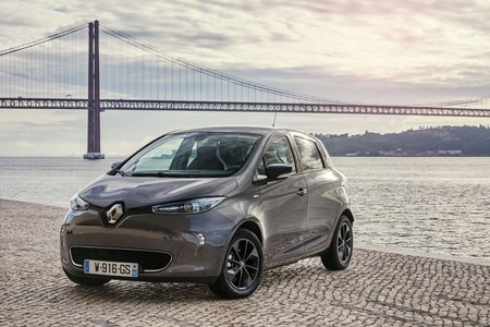 Coches Electricos Renault Zoe