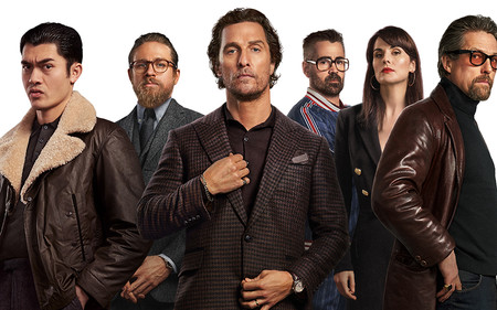 'The Gentlemen: Los señores de la mafia' trae de vuelta al mejor Guy Ritchie en un electrizante ejercicio de estilo