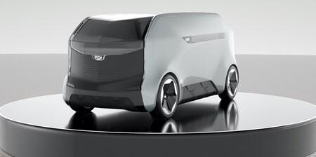 Cadillac PAV, CES 2021