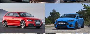 Hot hatch Wars: los nueve compactos deportivos más cañeros del mercado