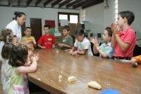 V edición del taller de repostería infantil Llambionaes Alcuentros