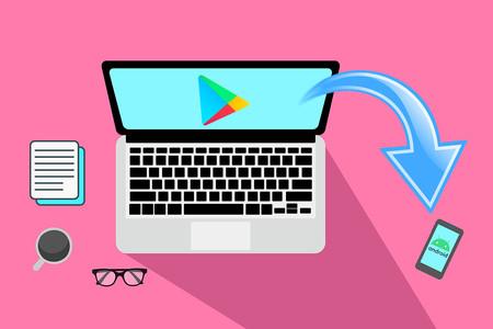 Cómo instalar aplicaciones en Android desde la web de Google Play