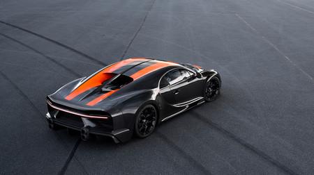 ¡A la rica especulación! Un Bugatti Chiron Super Sport 300+ se pone a la venta por 4,68 millones de euros