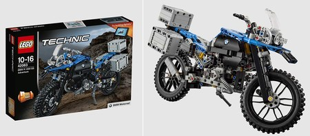 Lego Technick Bmw 1200 Adventure
