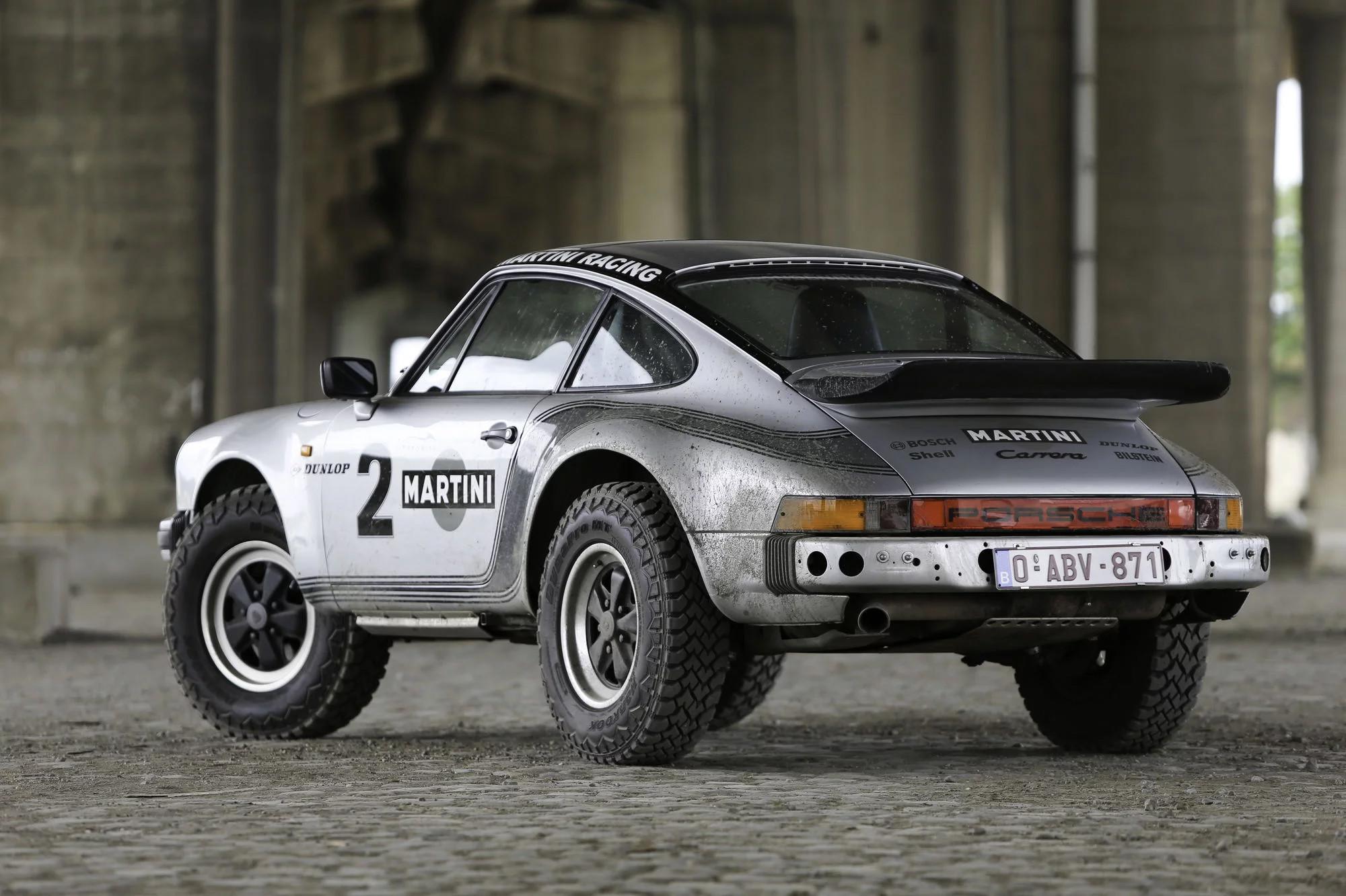 Foto de Porsche 911 Safari 1978 (3/7)