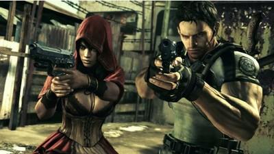 'Resident Evil 5': packs con nuevos atuendos en camino