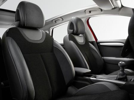 Citroen C4 2015 prueba - asientos