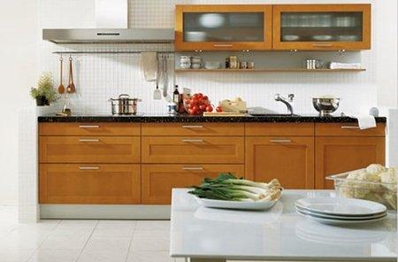 Qu se lleva en las paredes de las cocinas for Azulejo para barra de cocina