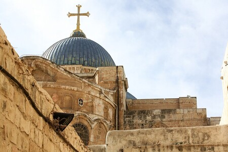 Basilica Of The Holy Sepulchre 2070814 1920