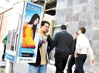 Le podría resultar muy caro a Telmex ingresar al negocio de la televisión