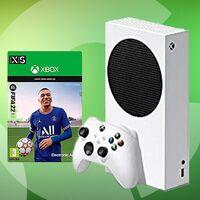 Estrena la Xbox Series S con FIFA 22 de regalo por 299,99 euros en Amazon