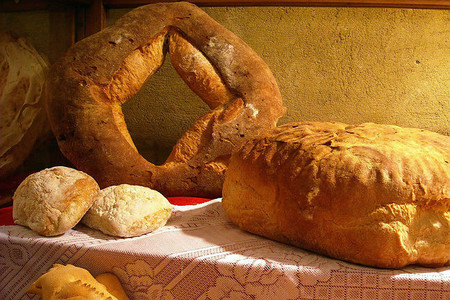 Más allá de la pizza: los diferentes panes de Italia