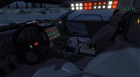 Mod de 'Crysis': vídeo del DeLorean de Regreso al Futuro viajando adelante y atrás en el tiempo