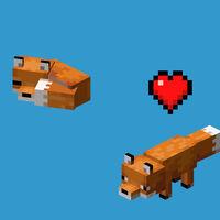 Estos frutos de Minecraft son el truco para domesticar a los zorros