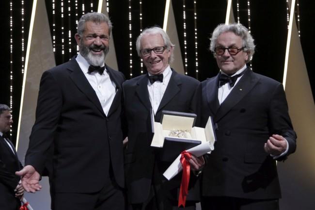 Mel Gibson, Ken Loach y George Miller