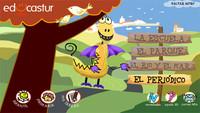 Educastur, página educativa para los más pequeños
