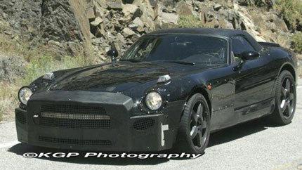 Más fotos espía del Mercedes-Benz SLC