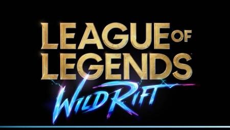 League Of Legends Wild Rift Title