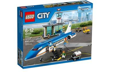 Chollo: terminal de pasajeros de Lego City por 35€ en Fnac. Para niños de 6 a 12 años