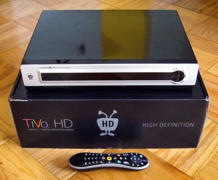 TiVo Series 3 HD Box ya ha sido anunciado