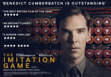 'The Imitation Game', Cumberbatch brilla en un convencional relato