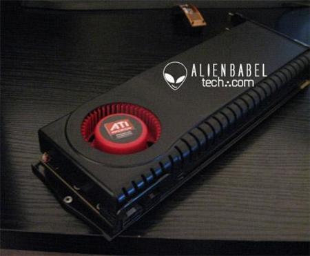 ATi 5970 podría ser de lo más potente del mercado