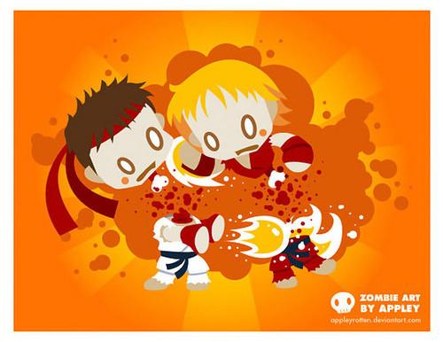 Foto de 020110 - Street Fighter Zombie (1/12)