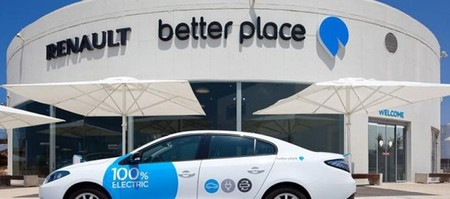 Better Place y Renault