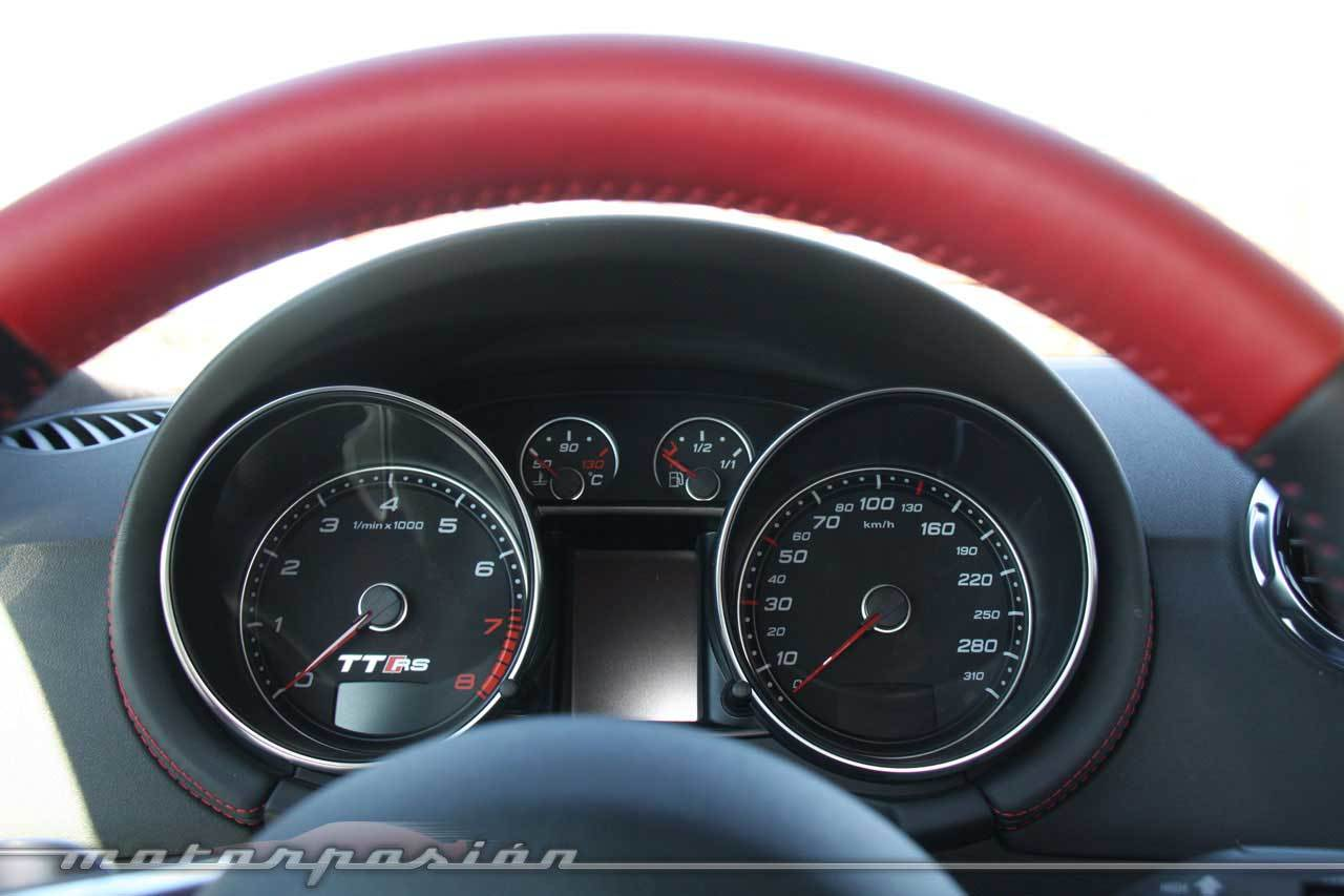 Foto de Audi TT RS S-Tronic (miniprueba) (40/51)
