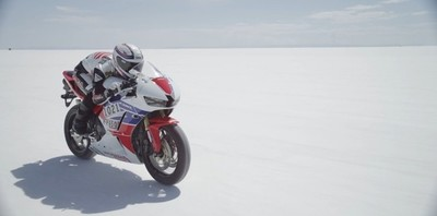 275 km/h en una Honda CBR600RR de serie