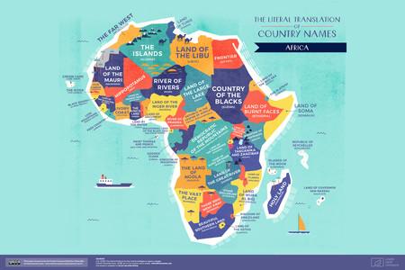 Significado Nombre Africa