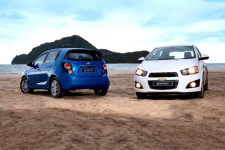 Chevrolet Sonic Hatchback: Precios, versiones y equipamiento en México