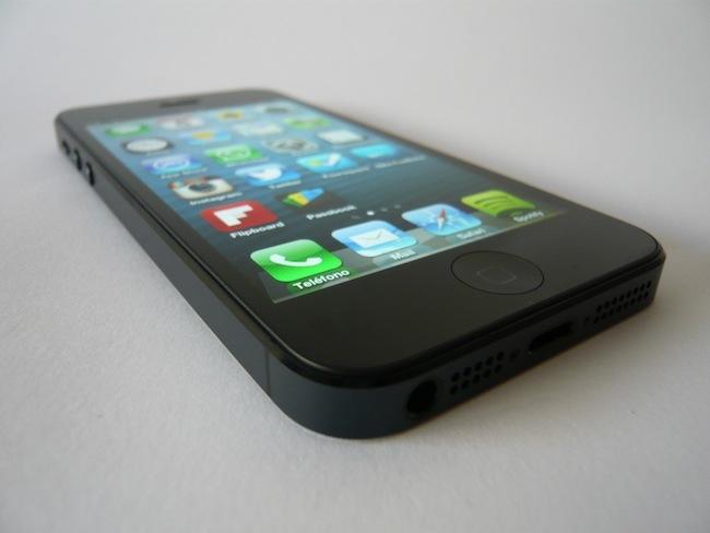 iPhone 5 nueva pantalla retina completa
