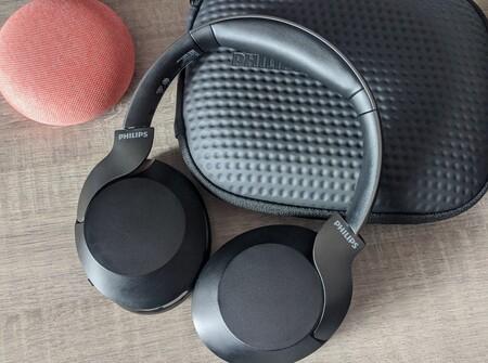 Los auriculares más vendidos de Amazon con cancelación de ruido y Hi-Res son los Philips PH805BK, y están de oferta a 93,52 euros